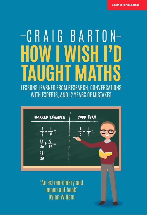 Recommended Books for Teachers to Read on Mr Barton Maths