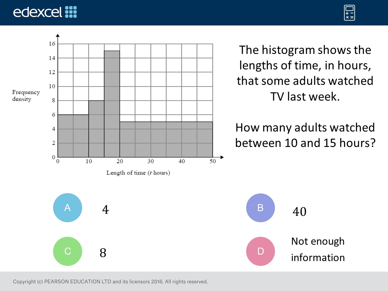 Histograms (Higher): GCSE Maths Question of the Week on Mr Barton ...