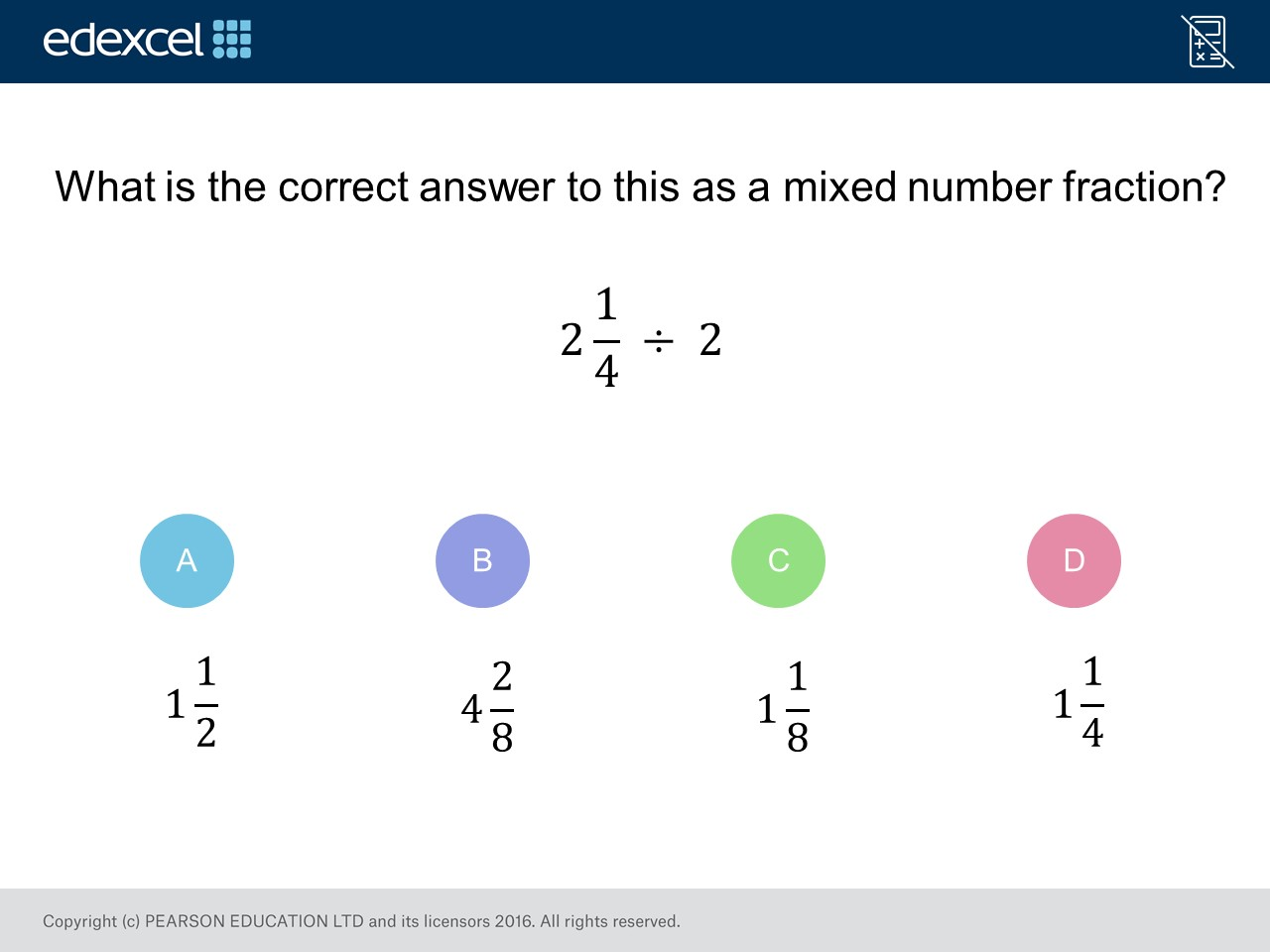 Dividing Fractions (Foundation/Higher): GCSE Maths Question of the ...